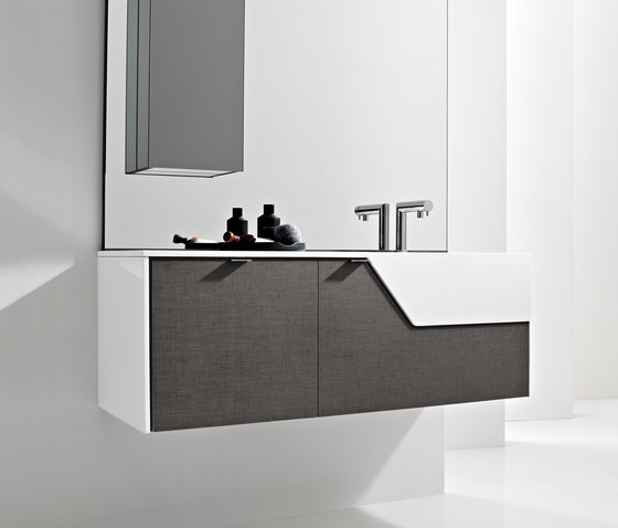 Pivot Washbasin unit by Milldue | Vanity units