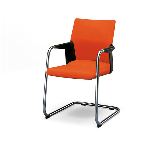 Agata / V by Kokuyo | Visitors chairs / Side chairs