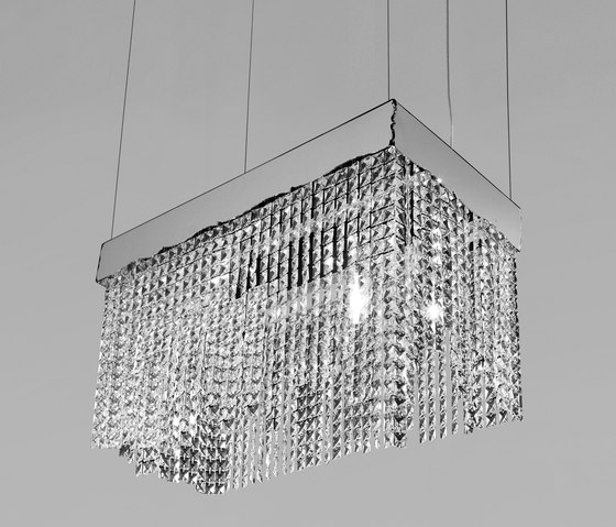 Cascata Chandelier by Milldue | Ceiling lights