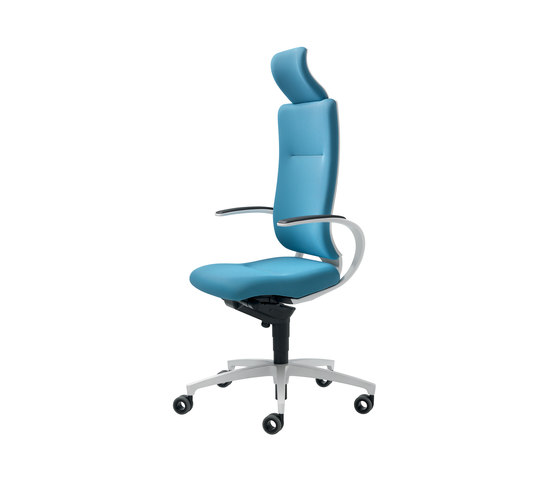 InTouch Swivel chair by Dauphin | Management chairs