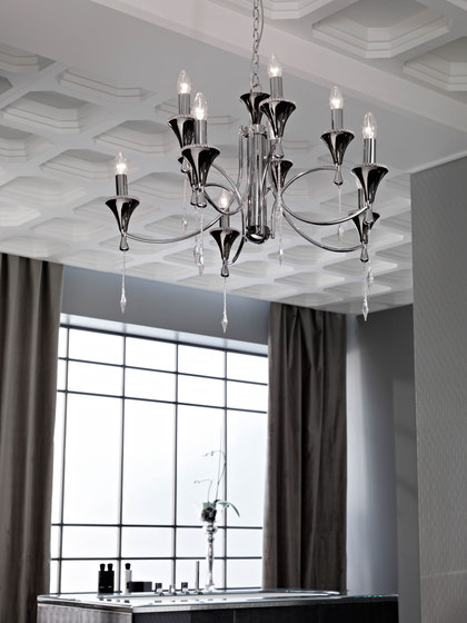 Lume Chandelier by Milldue | Ceiling lights