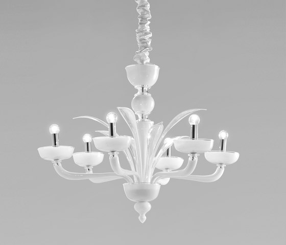 Veneziano Chandelier by Milldue | Ceiling lights