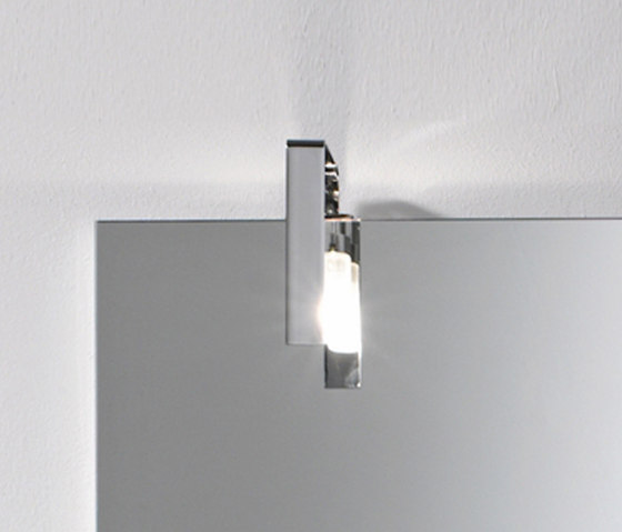 Break Lamp by Milldue | Mirror lighting