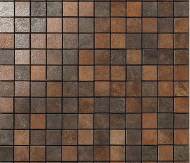 Metal policromático lappato mosaico by Apavisa | Metal mosaics