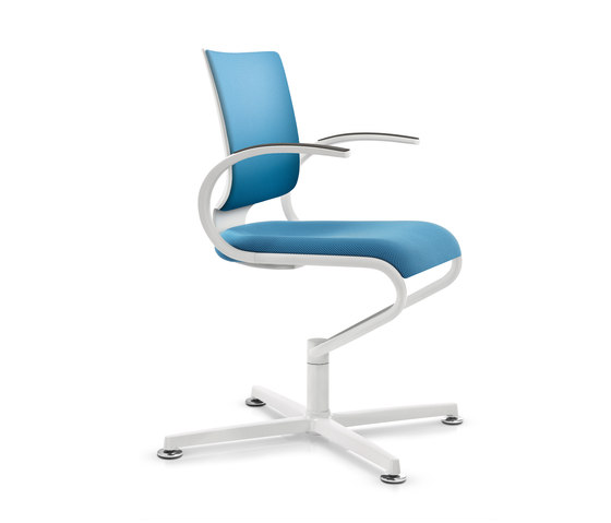 InTouch Conference swivel chair* by Dauphin | Visitors chairs / Side chairs