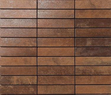 Metal copper lappato mosaico de Apavisa | Mosaïques métal
