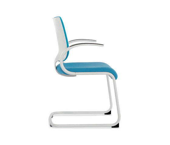 InTouch Cantilever chair by Dauphin | Visitors chairs / Side chairs