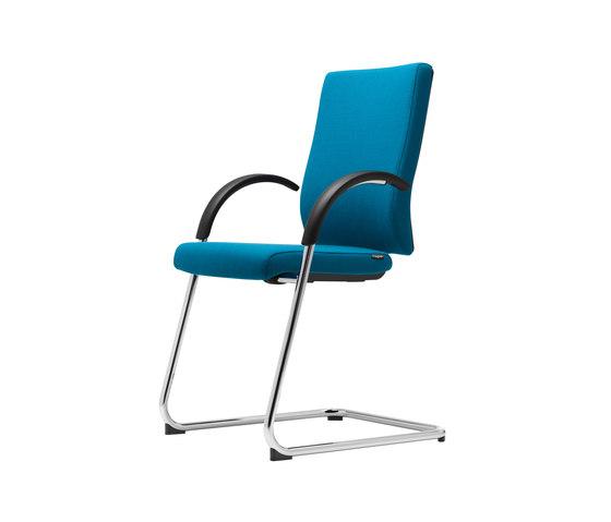 @Just2 operator Cantilever chair de Dauphin | Sièges visiteurs / d'appoint