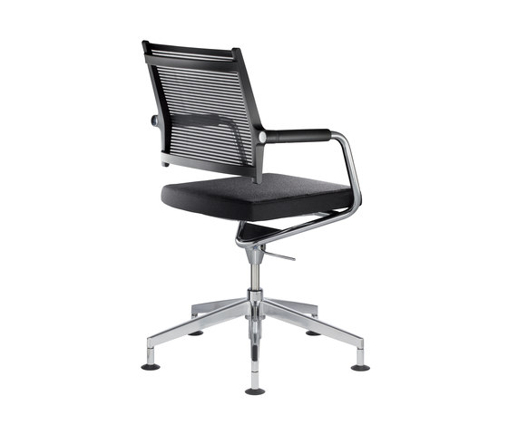 Lordo Conference swivel chair by Dauphin | Conference chairs