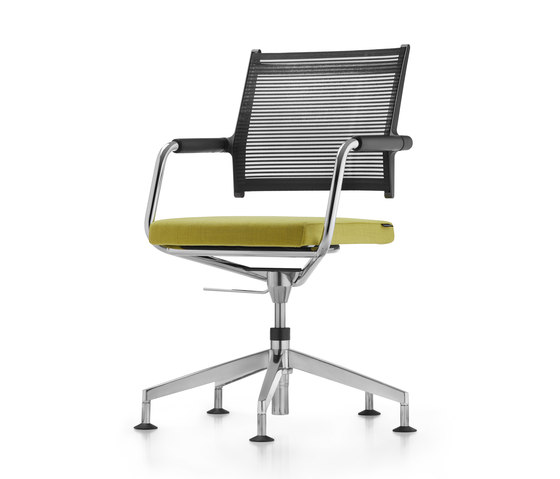 Lordo Conference swivel chair by Dauphin | Chairs