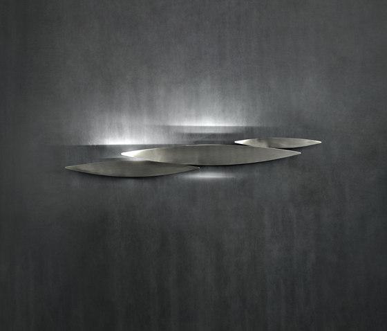 I Lucci Argentati by Terzani | Wall lights