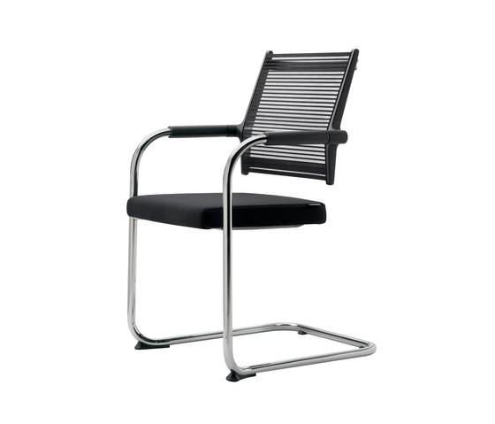 Lordo Cantilever chair by Dauphin | Visitors chairs / Side chairs