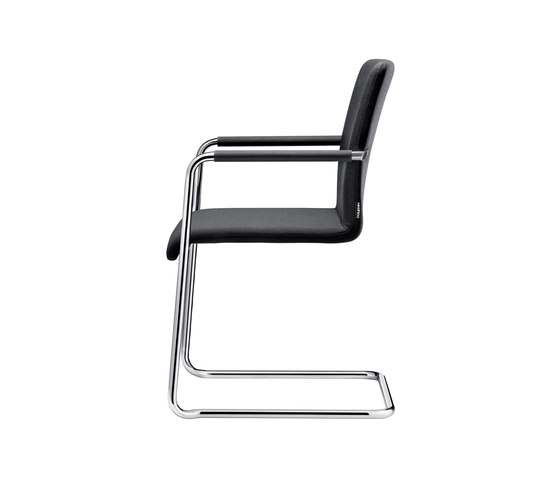 Plenar2 conference Cantilever chair by Dauphin | Visitors chairs / Side chairs