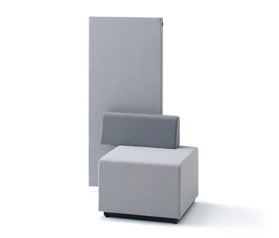 Brackets de Kokuyo | Éléments de sièges modulables