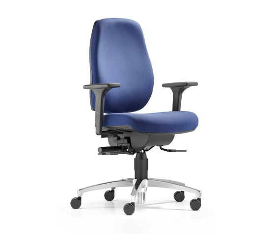Shape economy (operator) Swivel chair by Dauphin | Task chairs