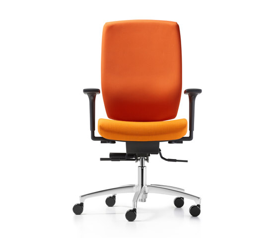 Shape elan Swivel chair by Dauphin | Task chairs