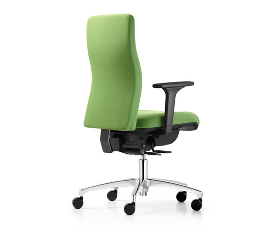 Shape economy2 (comfort) Swivel chair by Dauphin | Task chairs