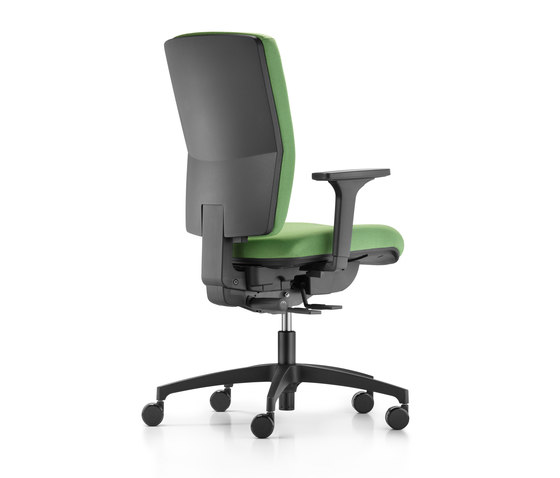 Shape economy2 (operator) Swivel chair by Dauphin | Task chairs