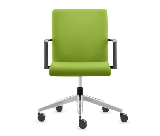 Siamo conference Swivel chair de Dauphin | Sillas