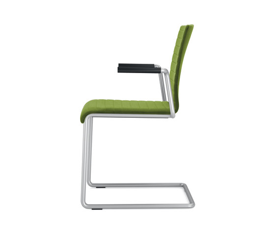 Siamo conference Cantilever chair by Dauphin | Visitors chairs / Side chairs