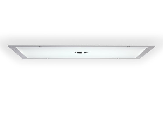 HiLight-ML K Recessed luminaire, square Acrylic glass pane by Alteme | General lighting