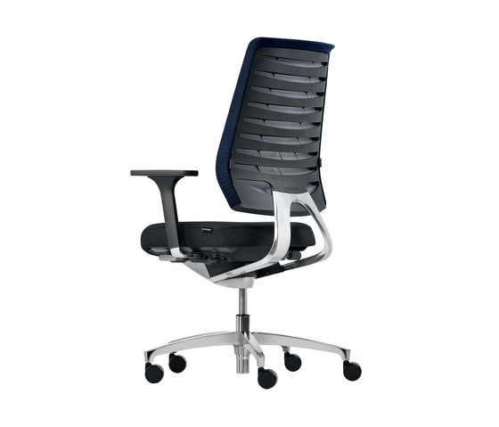 X-Code premium style Swivel chair by Dauphin | Office chairs