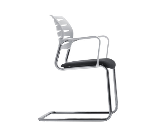 X-Code Cantilever chair by Dauphin | Visitors chairs / Side chairs