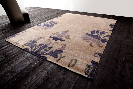 I Love You by Erba Italia | Rugs