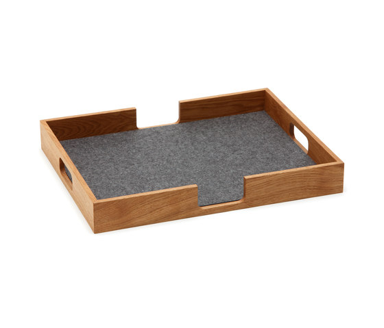 Tablet Tray di HEY-SIGN | Vassoi