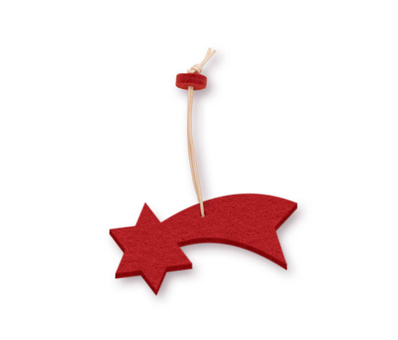 Tag comet by HEY-SIGN | Christmas decoration