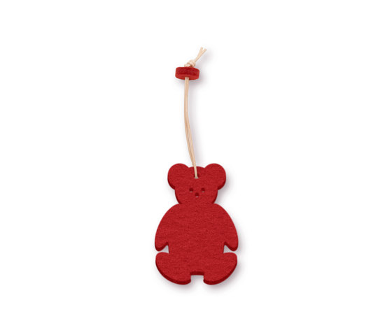 Tag teddy de HEY-SIGN | Christmas decoration