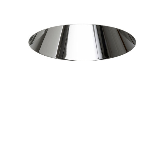 TriTec Recessed luminaire, round Lens wall washer by Alteme | Spotlights