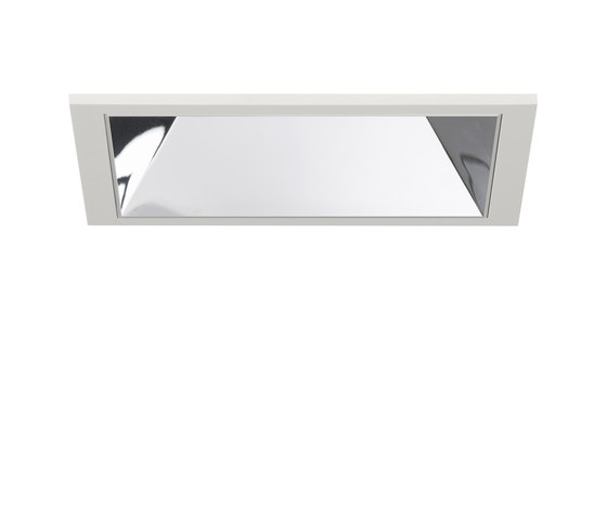 TriTec Recessed luminaire, square Lens wall washer by Alteme | Spotlights