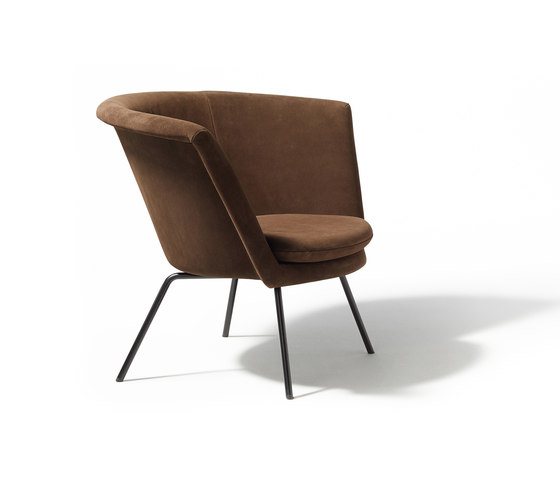 H 57 chair di Richard Lampert | Poltrone