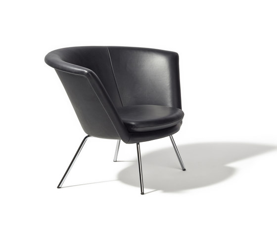 H 57 armchair by Lampert | Lounge chairs