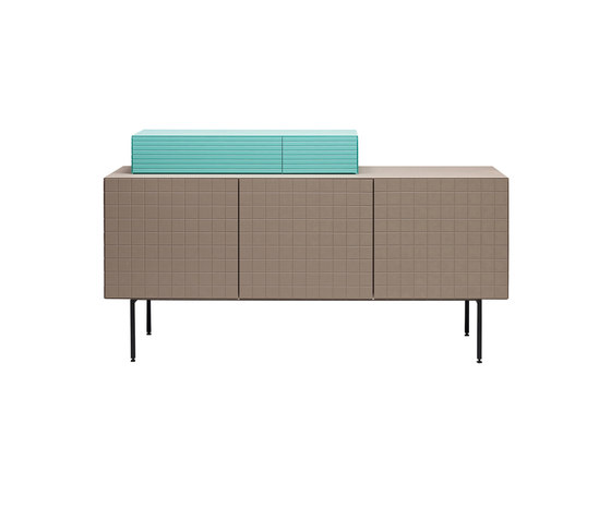 Toshi Lay-on Cabinet by Casamania | Sideboards