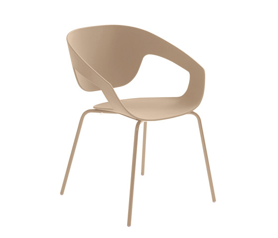 Vad Four-leg chair by CASAMANIA-HORM.IT | Chairs
