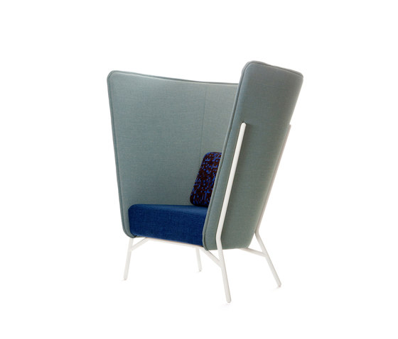Aura Chair L di Inno | Poltrone lounge