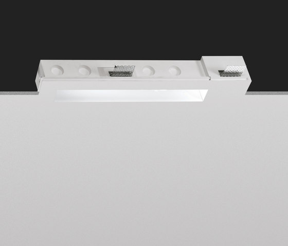 Blade by Buzzi & Buzzi | Recessed wall lights