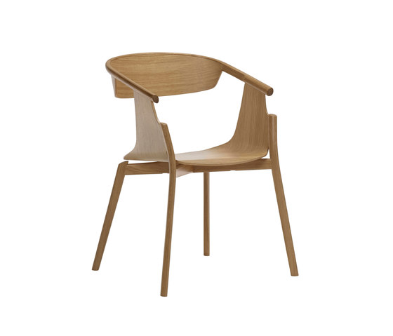 Norse by Modus | Restaurant chairs