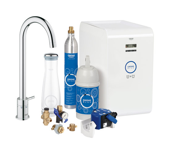 GROHE Blue Starter Kit by GROHE | Kitchen taps