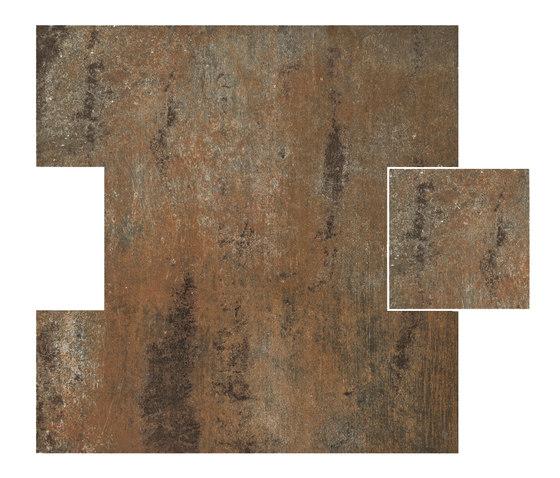 Xtreme copper lappato nexus by Apavisa   Ceramic tiles