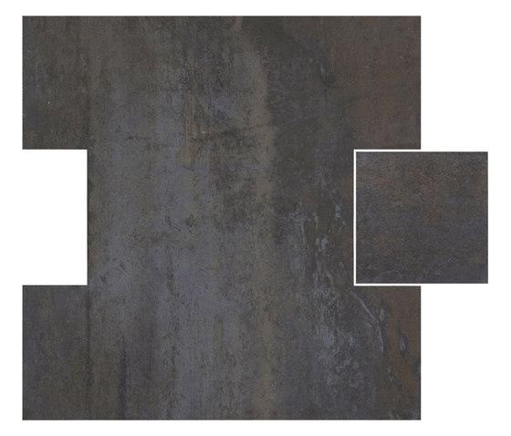 Xtreme black lappato nexus by Apavisa | Ceramic tiles