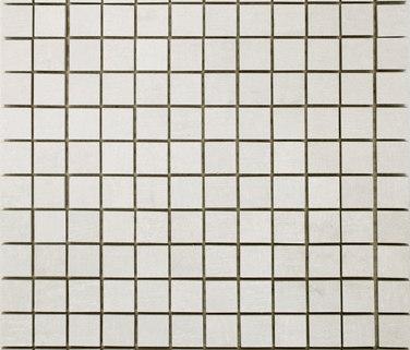 Vintage white natural mosaico by Apavisa | Ceramic mosaics
