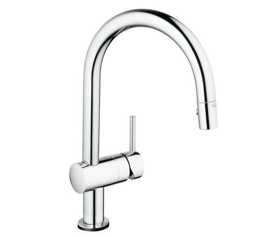 minta touch by grohe electronic single lever sink mixer. Black Bedroom Furniture Sets. Home Design Ideas