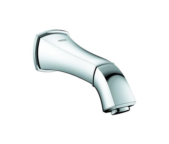 Grandera Bath spout by GROHE | Bath taps