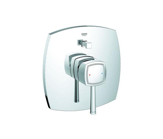 Grandera Single-lever bath mixer by GROHE | Bath taps