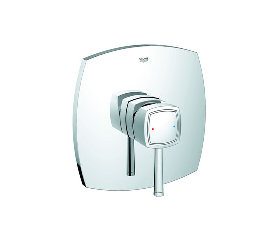 Grandera Single-lever shower mixer by GROHE | Shower controls