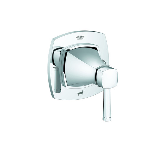 Grandera 5-way diverter by GROHE | Bathroom taps accessories