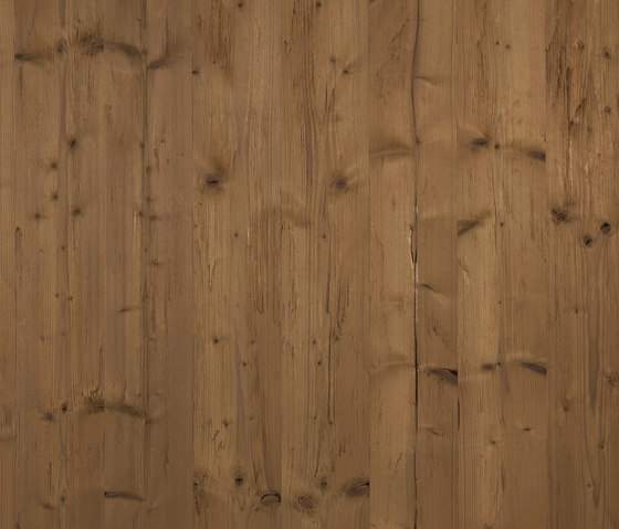 ELEMENTs Spruce dark hacked H2 by Admonter | Wood panels / Wood fibre panels